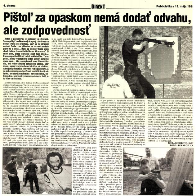 článok SME 13_05_1999